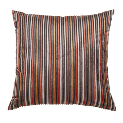 Colburn Throw Pillow Color: Sizzle