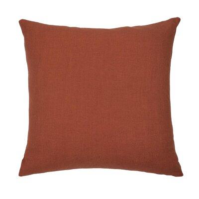 Dublin Throw Pillow Color: Coral
