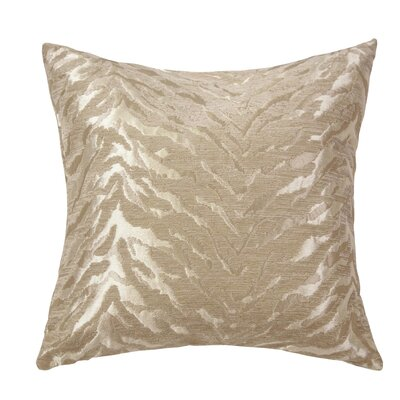 Cache Throw Pillow Color: Champagne