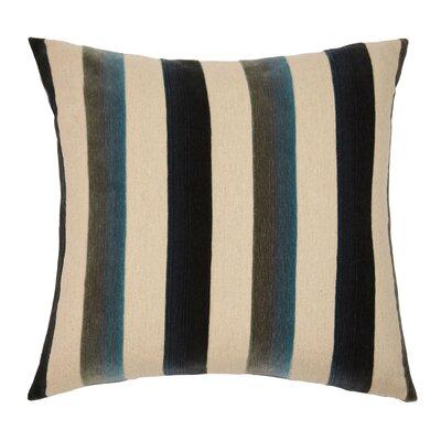 Malibu Throw Pillow Color: Caribbean