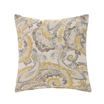 Penelope Throw Pillow Color: Buttercup