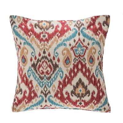 Marrakesh Throw Pillow Color: Santa Fe