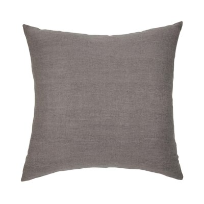 Dublin Throw Pillow Color: Gray