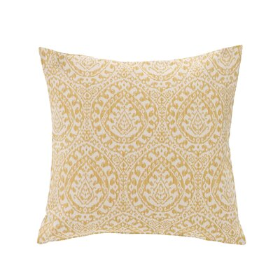 Granada Throw Pillow Color: Topaz