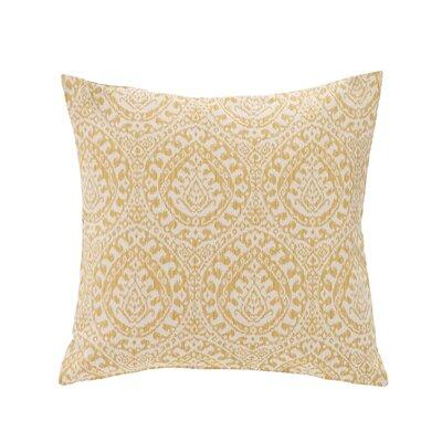 Granada Throw Pillow Color: Topaz