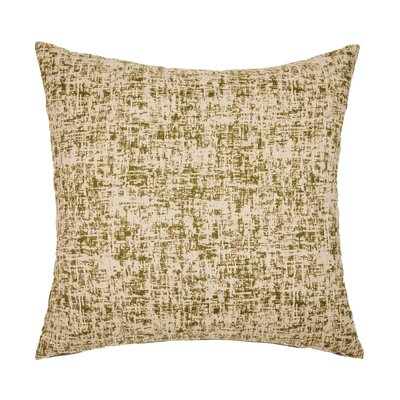 Zepplin Throw Pillow Color: Olive