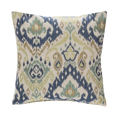 Marrakesh Throw Pillow Color: Ocean