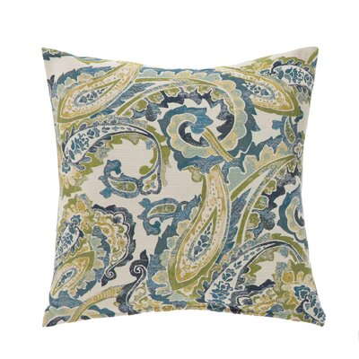 Penelope Throw Pillow Color: Peacock