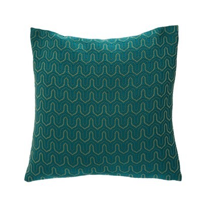Parma Throw Pillow Color: Jadeite