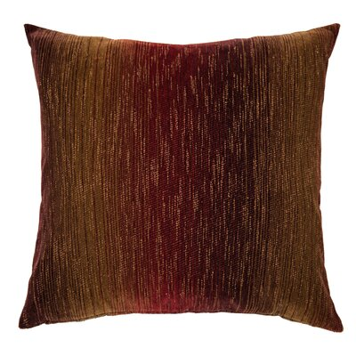 Stella Throw Pillow Color: Fire