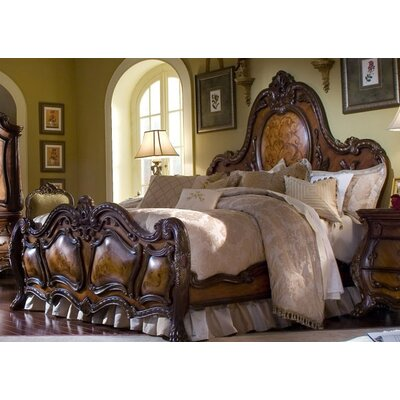 Chateau Beauvais Panel Bed
