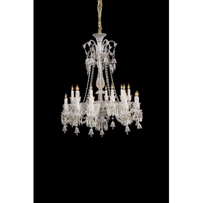 Treviso 20-Light Crystal Chandelier