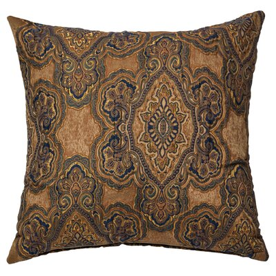 Evans Throw Pillow Color: Copper
