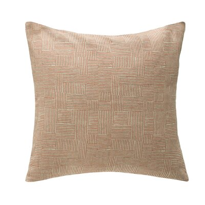 Knox Throw Pillow Color: Sunset
