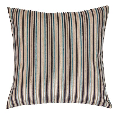 Colburn Throw Pillow Color: Cadet