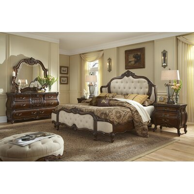 Lavelle Platform Configurable Bedroom Set