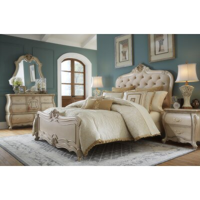 Lavelle Panel Customizable Bedroom Set