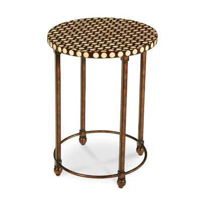 Discoveries Cocoa End Table