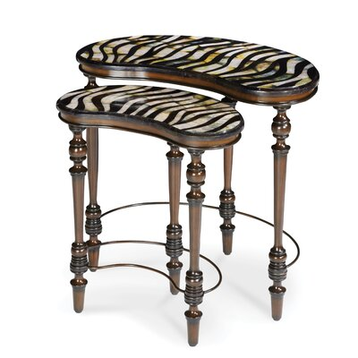 Discoveries 2 Piece Nesting Tables