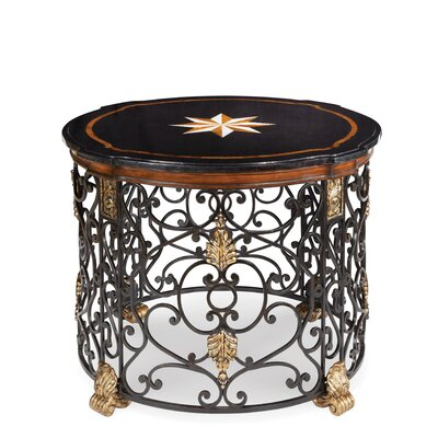 Discoveries Entry Console Table