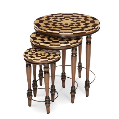 Discoveries Casa 3 Piece Nesting Tables