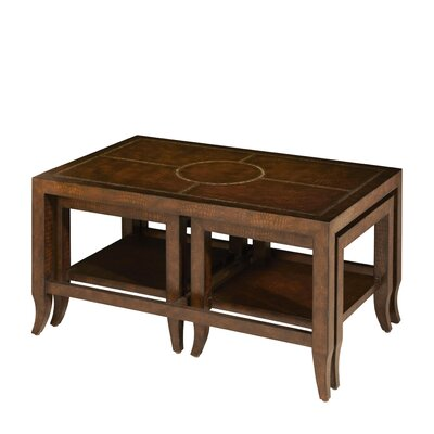 Discoveries Bunching 3 Piece Nesting Tables