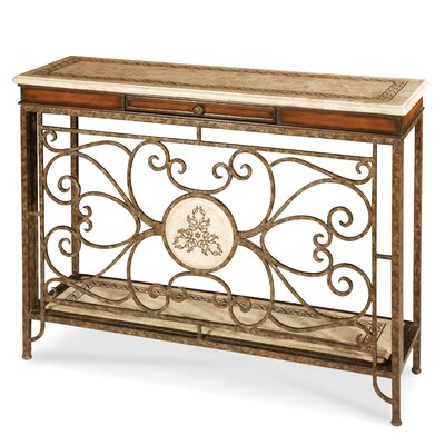 Discoveries Console Table
