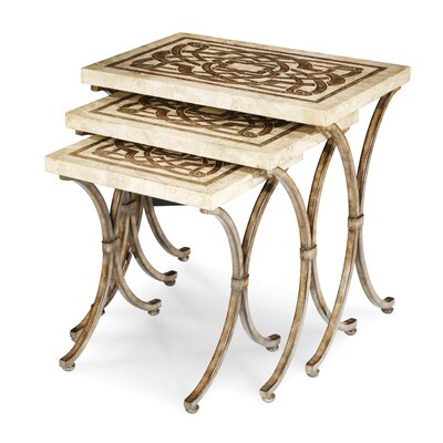 Discoveries 3 Piece Nesting Tables