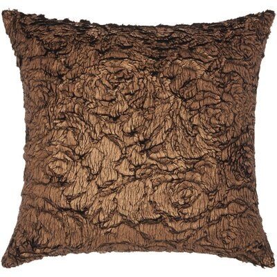 Throw Pillow Color: Copper