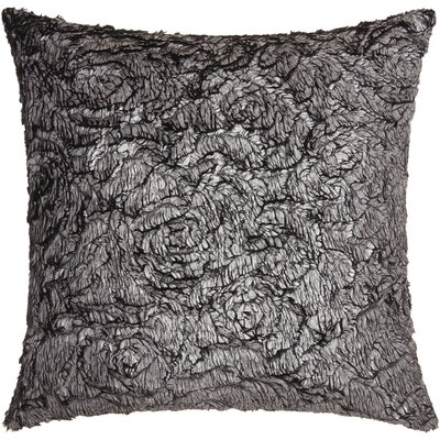 Throw Pillow Color: Pewter
