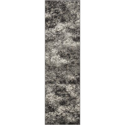 Gleam Ash Area Rug Rug Size: Runner 22 x 76