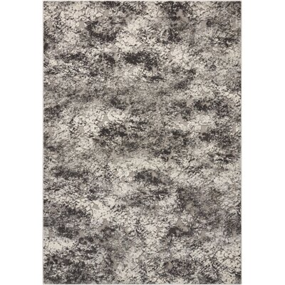 Gleam Ash Area Rug Rug Size: Rectangle 53 x 73