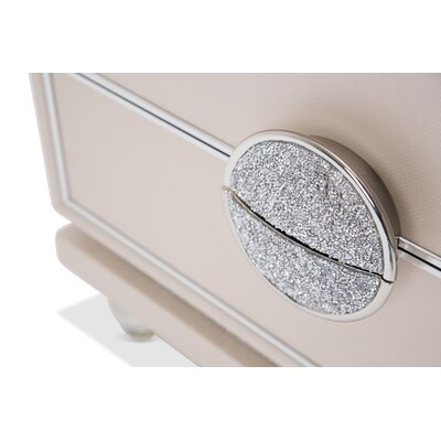Glimmering Heights 2 Drawer Nightstand