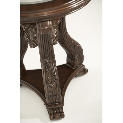 Palace Gates Chairside Table