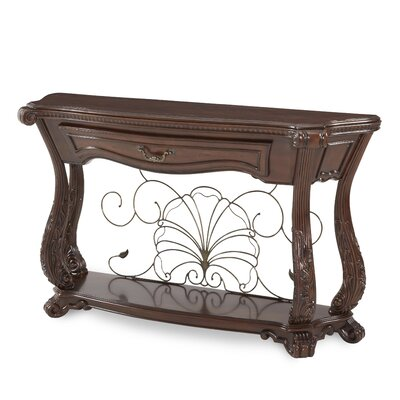 Palace Gates Console Table