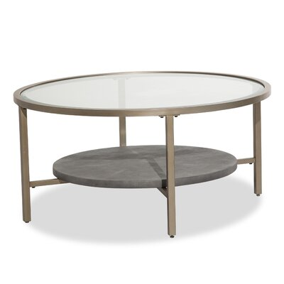 Heavenly Round Coffee Table