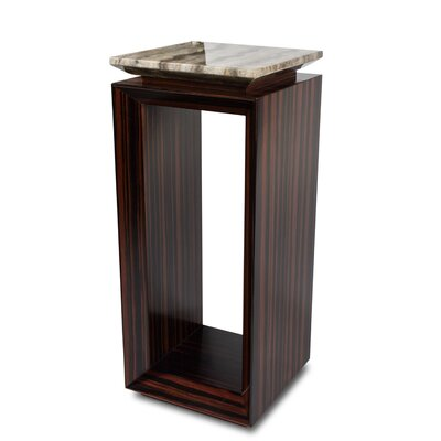 Sergio Tall End Table