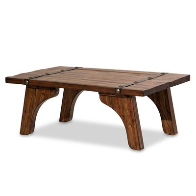 Big Sky Rectangular Coffee Table