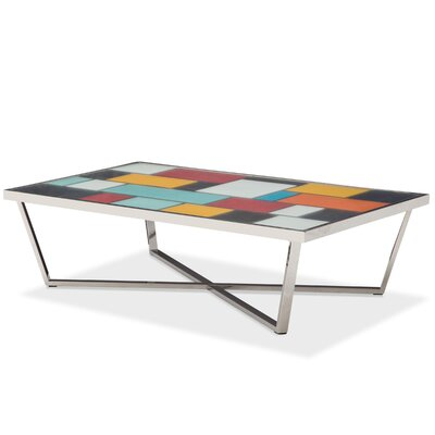 Kube Rectangular Coffee Table