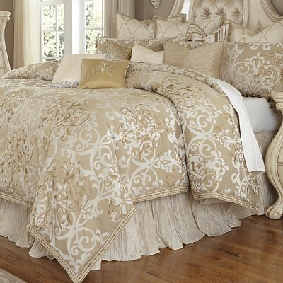 Luxembourg 12 Piece Queen Comforter Set