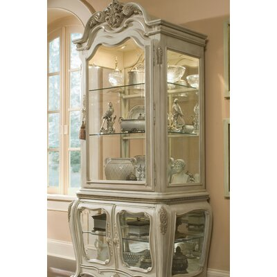 Lavelle Lighted China Cabinet
