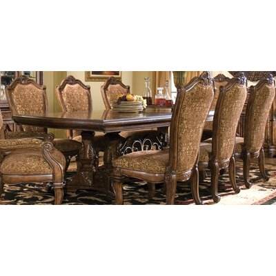 Michael Amini Chateau Beauvais Dining Table | Wayfair