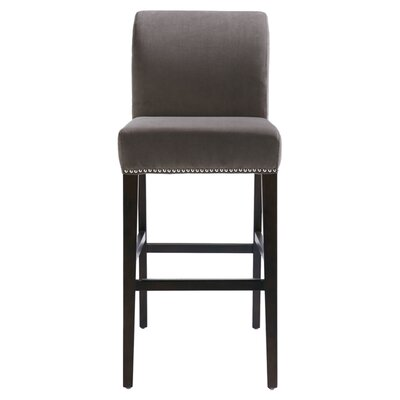 5West 30 Prado Bar Stool with Cushion