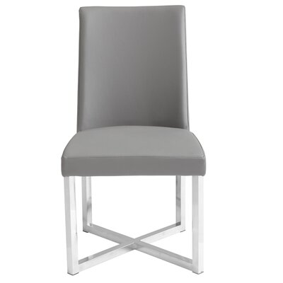 Howard Side Chair Finish: Grey