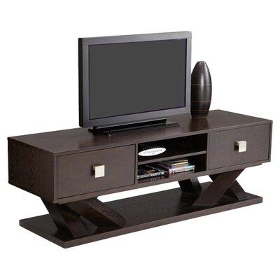Ikon Madero 63 TV Stand Color: Dark Espresso