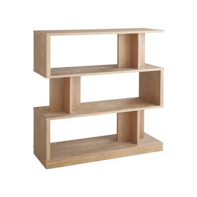 Ikon Morrissey 47 Bookcase Finish: Driftwood Product Picture 539