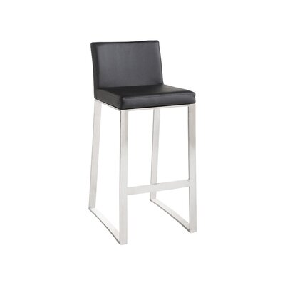Ikon Architect 30 Bar Stool with Cushion