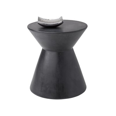 Mixt Astley End Table Color: Black