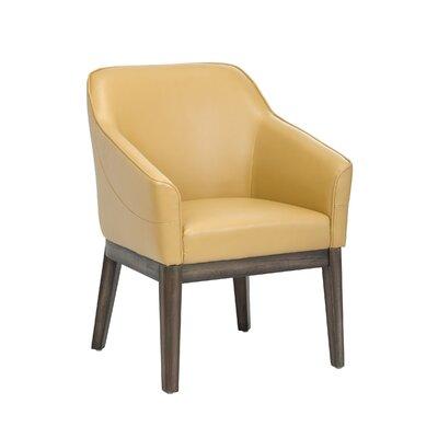 5West Dorian Armchair Upholstery: Mustard