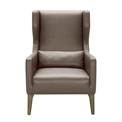 5West Messina Chair Upholstery: Dove Grey